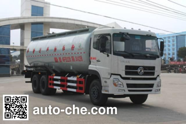 程力威牌CLW5250GFLD4低密度粉粒物料运输车
