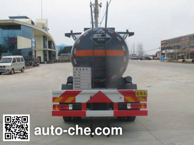Chengliwei CLW5250GFWC5 corrosive substance transport tank truck