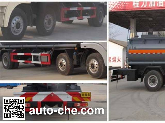 Chengliwei CLW5250GFWD5 corrosive substance transport tank truck