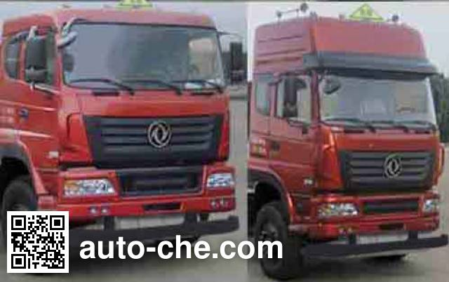 Chengliwei CLW5250GFWT4 corrosive substance transport tank truck