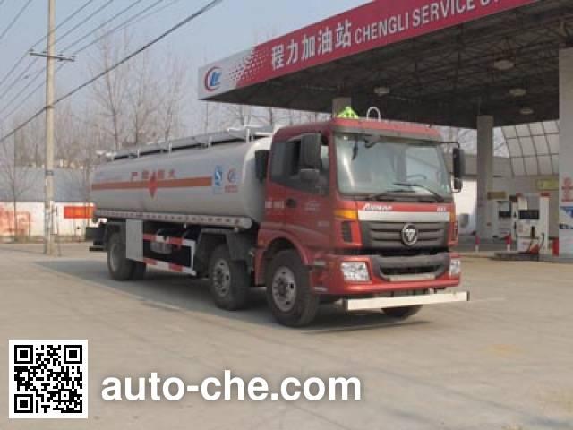 Chengliwei CLW5250GJYB5 fuel tank truck