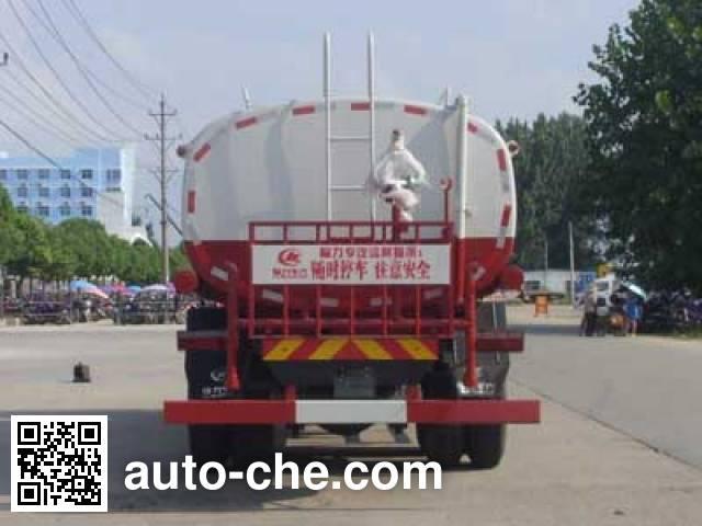 Chengliwei CLW5250GPSD5 sprinkler / sprayer truck