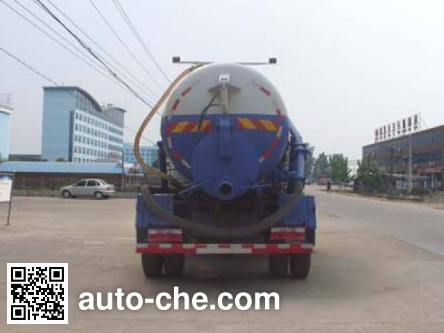 Chengliwei CLW5250GXWE5 sewage suction truck
