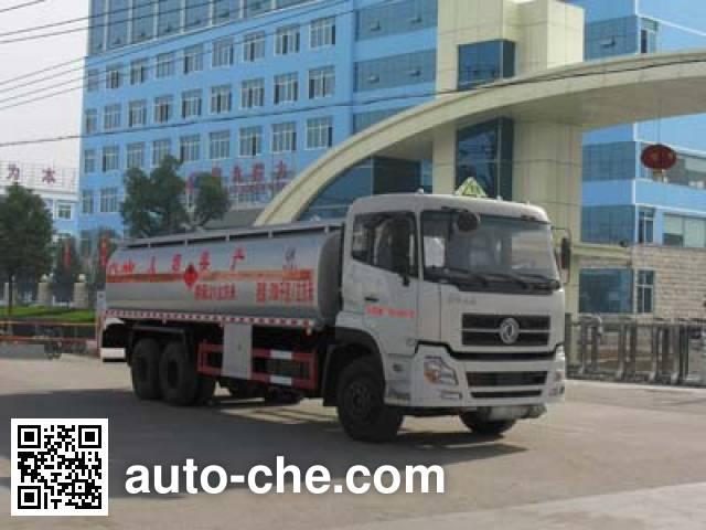 程力威牌CLW5250GYYD4运油车