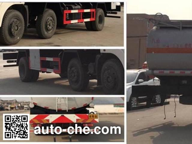 程力威牌CLW5250GYYD5运油车
