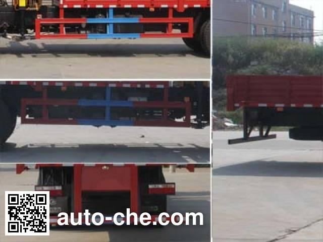 Chengliwei CLW5250JJHT4 weight testing truck