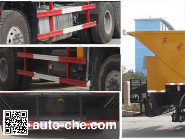 Chengliwei CLW5250TFCZ5 synchronous chip sealer truck