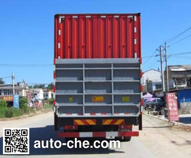 Chengliwei CLW5251CCQ4 livestock transport truck
