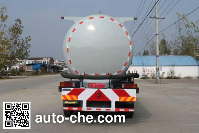 程力威牌CLW5251GFLD4低密度粉粒物料运输车