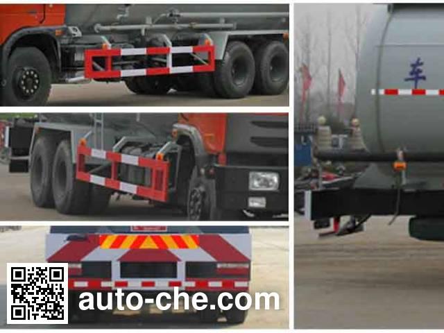 程力威牌CLW5251GFLT3低密度粉粒物料运输车