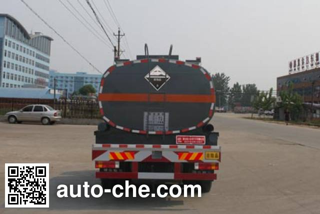 Chengliwei CLW5251GFWD4 corrosive substance transport tank truck