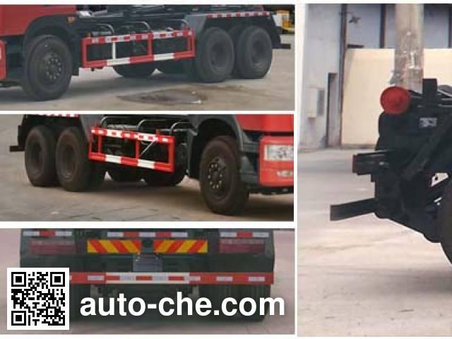 Chengliwei CLW5251ZXXT5 detachable body garbage truck