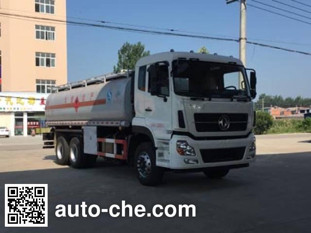 程力威牌CLW5252GYYD5运油车