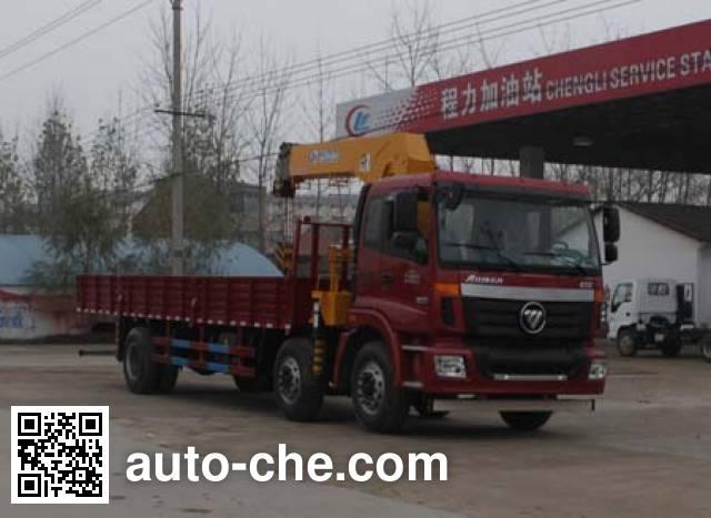 Chengliwei CLW5252JSQB4 truck mounted loader crane