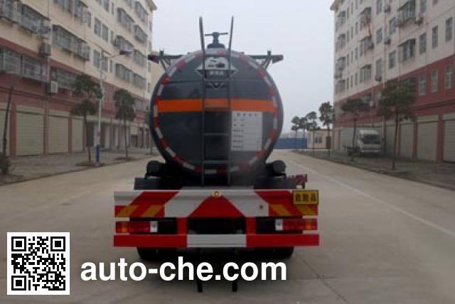 Chengliwei CLW5257GFWB5 corrosive substance transport tank truck