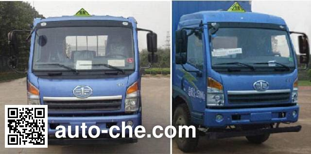 Chengliwei CLW5257GFWC4 corrosive substance transport tank truck