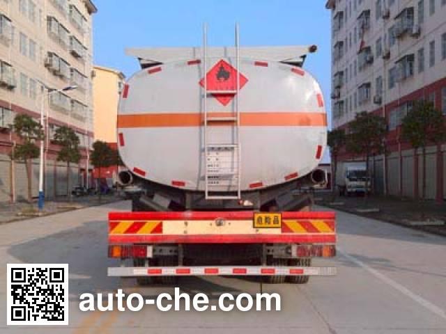 程力威牌CLW5258GYYZ5运油车