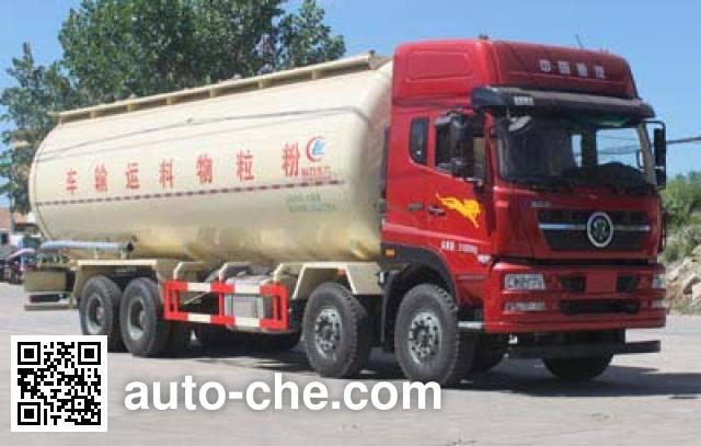 Chengliwei CLW5310GFLZ4 low-density bulk powder transport tank truck