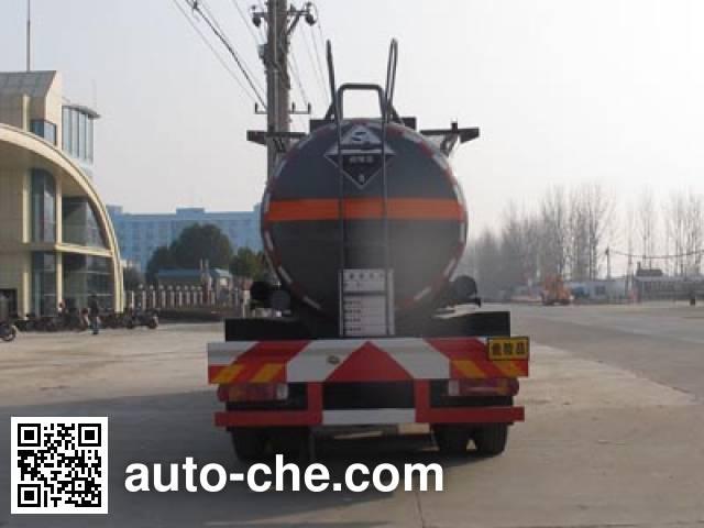 Chengliwei CLW5310GFWB5 corrosive substance transport tank truck
