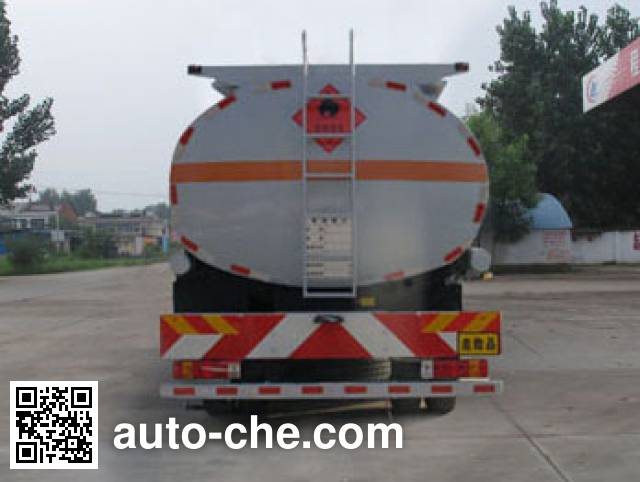 Chengliwei CLW5310GJYC4 fuel tank truck