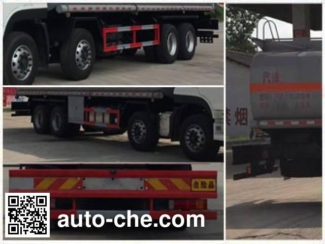 Chengliwei CLW5310GYYD5 oil tank truck