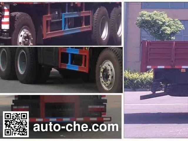 Chengliwei CLW5310JSQH4 truck mounted loader crane