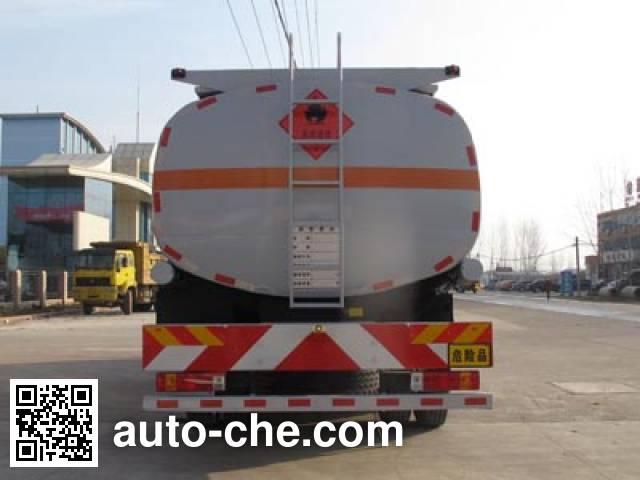 程力威牌CLW5311GYYC5运油车