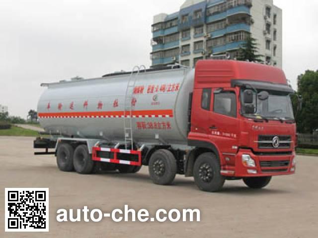 程力威牌CLW5313GFL3粉粒物料运输车