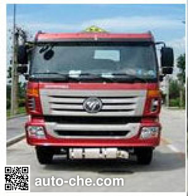 Chengliwei CLW5314GFWB4 corrosive substance transport tank truck