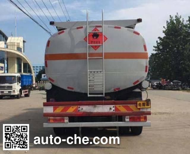 程力威牌CLW5322GYYC5运油车