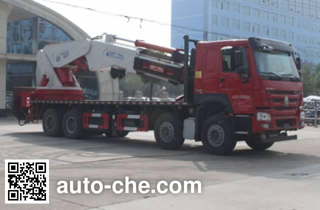 Chengliwei CLW5430JQZZ4 truck crane