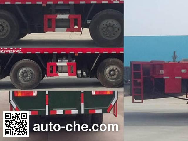 Chengliwei CLW5500JQZZ6 truck crane