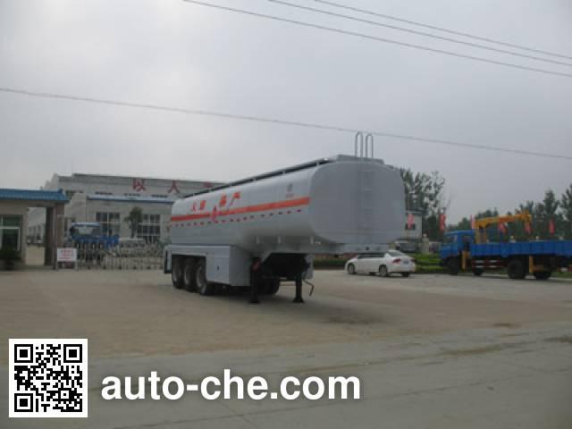 Chengliwei CLW9401GYY oil tank trailer