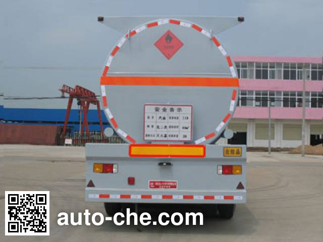 Chengliwei CLW9402GYY oil tank trailer