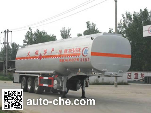 Chengliwei CLW9404GYY oil tank trailer