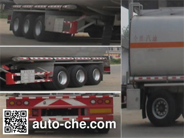 Chengliwei CLW9407GYY oil tank trailer
