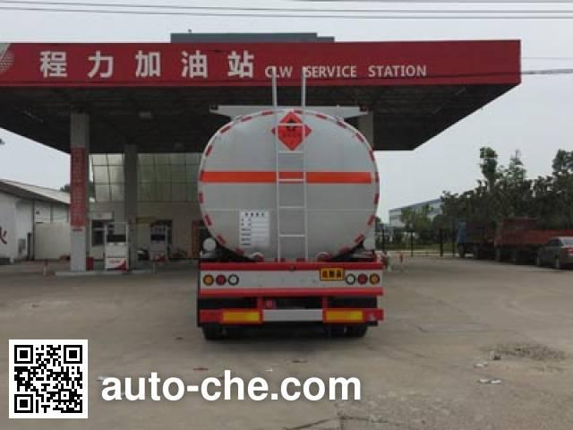 Chengliwei CLW9409GYYA oil tank trailer