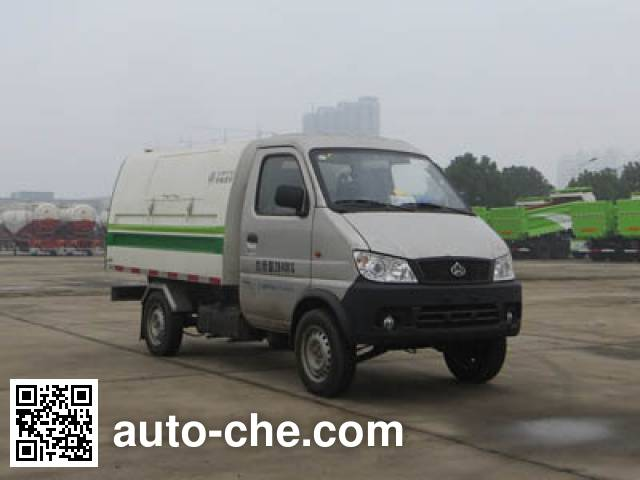 CIMC Lingyu CLY5031ZDJE5 docking garbage compactor truck