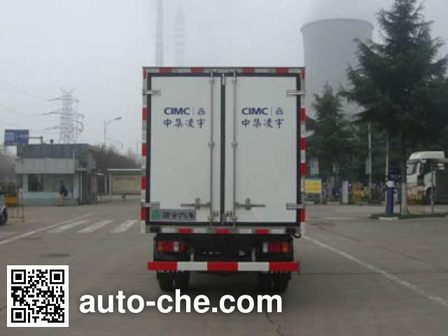 凌宇牌CLY5040XLC冷藏车