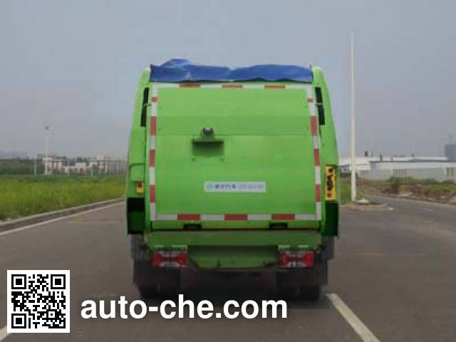 CIMC Lingyu CLY5071ZYSNJE5 garbage compactor truck