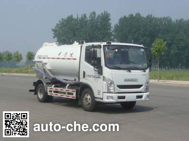 CIMC Lingyu CLY5072GXWE5 sewage suction truck