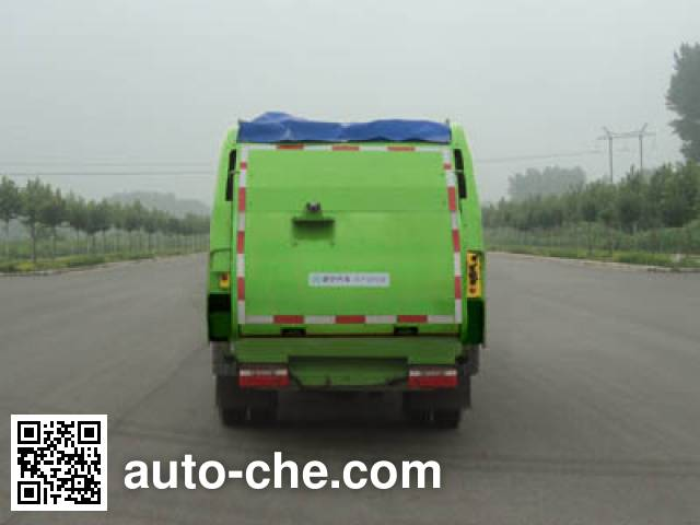 CIMC Lingyu CLY5072ZYSHFE5 garbage compactor truck