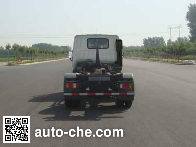 CIMC Lingyu CLY5077ZXXE5 detachable body garbage truck