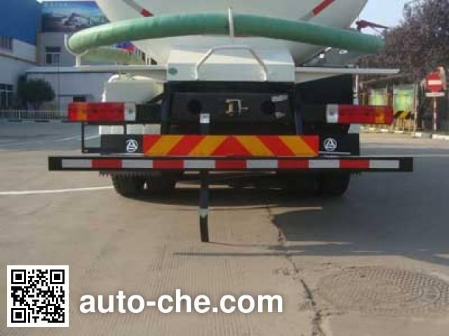 CIMC Lingyu CLY5250GFLA13 low-density bulk powder transport tank truck