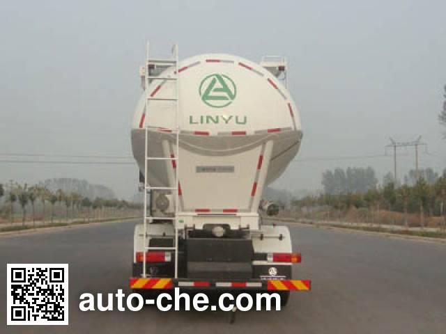 CIMC Lingyu CLY5250GFLCA low-density bulk powder transport tank truck