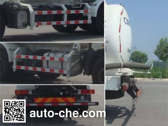 CIMC Lingyu CLY5250GXHCA5 pneumatic discharging bulk cement truck