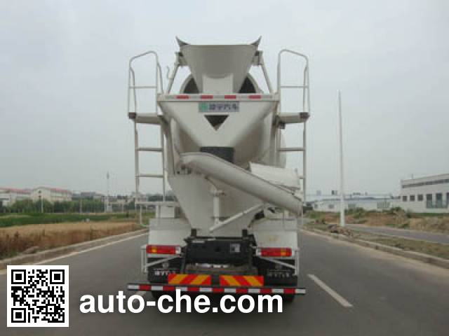 CIMC Lingyu CLY5251GJB3 concrete mixer truck