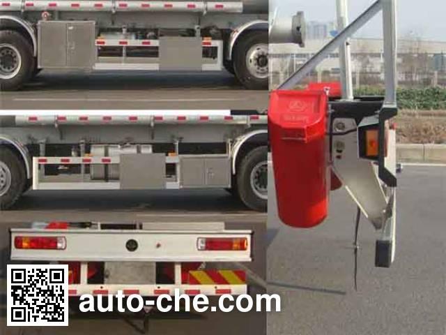 CIMC Lingyu CLY5251GYY oil tank truck
