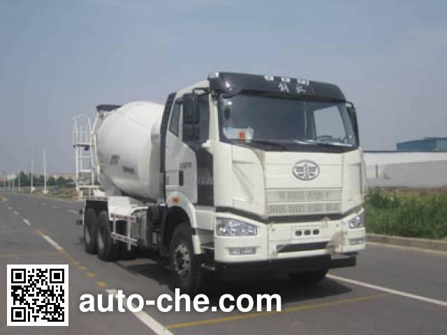 CIMC Lingyu CLY5255GJB4 concrete mixer truck