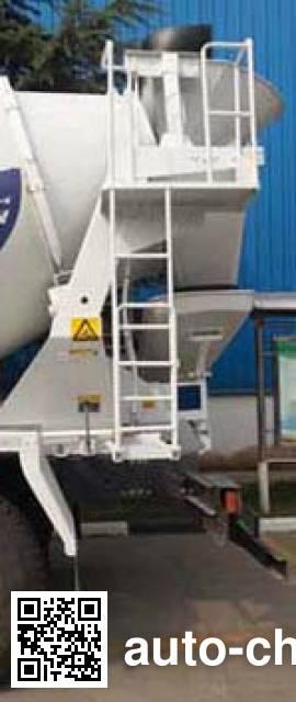 CIMC Lingyu CLY5255GJB43E5 concrete mixer truck